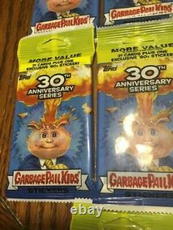 2015 Garbage Pail Kids 30th Anniversary Series Fat Pack! (1) POSSIBLE HOT PACK