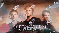 2016 Supernatural Season 4 6 Factory Sealed Trading Card Box Cryptozoic