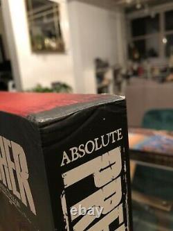 Absolute Preacher Volumes 1-3 by Garth Ennis Vertigo Complete Set withSlipcases