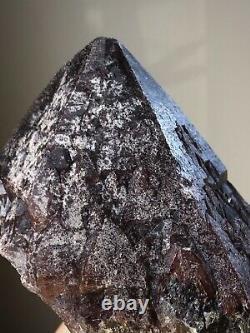 Amethyst Quartz Crystal Super 7 Melody Stone Super Seven Quartz Hematite Brazil