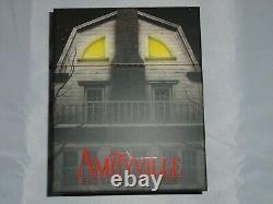 Amityville The Cursed Collection VINEGAR SYNDROME VS-298 (4) Blu-ray Box Set NEW