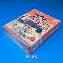 Bakemonogatari Complete Series Collection Limited Edition Anime Blu-ray Aniplex