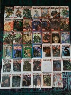 Berserk Manga Volumes 1-40 + Flame Dragon Knight by Kentaro Miura