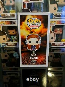 Charlie Supernatural #176 Funko Pop Figure Television Vaulted