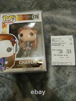 Charlie supernatural funko pop