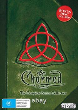 Charmed (1998) The Complete Series Collection Seasons 1 8 + Bonus New DVD