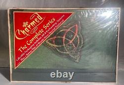Charmed Book of Shadows DVD The Complete Series NEW -Collectible packaging