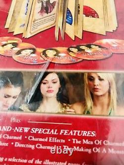 Charmed The Complete Series DVD, 2008, Multi-Disc Set Collectible Packaging