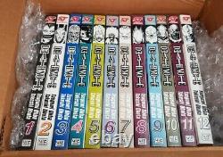 DEATH NOTE Complete Manga Set Vol 1-12 (ENGLISH) by Ohba & Obata