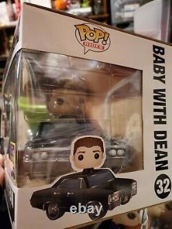 Dean Winchester Baby Funko Pop Figure #32 Vaulted