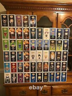 FUNKO POP! Rare! Vaulted! Supernatural, Harry Potter, Disney, Star Trek, ect