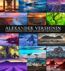 Fine art Photography print, Vershinin Asgard, 72, Super Gloss Peter Lik style