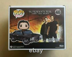 Funko POP Ride Baby Impala with Sam Supernatural Hot Topic Exclusive #46