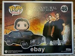 Funko POP! RidesSupernatural-Baby With Sam #46-Hot Topic Exclusive