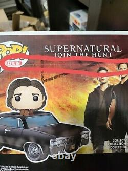 Funko POP! Rides Supernatural Baby with Sam #46 Hot Topic Exclusive