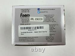 Funko POP Supernatural Sam Figure #93 NEW Blood Splatter Metallic