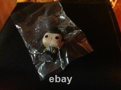 Funko Pocket Pop! Supernatural Castiel Mini Figure RARE (From FunkOs Cereal)