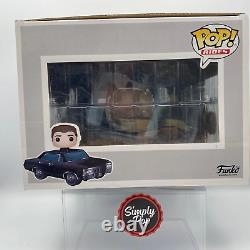 Funko Pop Baby With Dean #32 Supernatural 2017 SDCC Summer Convention Exclusive