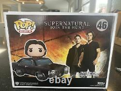 Funko Pop Rides Hot Topic Exclusive Baby With Sam Supernatural Chase