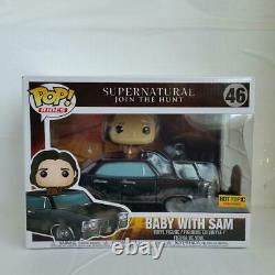 Funko Pop Rides Hot Topic Exclusive Baby With Sam Supernatural Vinyl Figure 46
