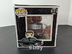 Funko Pop Rides Supernatural 32 Baby with Dean 2017 Summer Convention