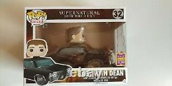 Funko Pop Rides Supernatural Baby With Dean SDCC 2017, no 32