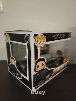 Funko Pop! Rides Supernatural Baby With Sam CHASE Hot Topic Exclusive