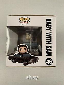 Funko Pop Rides Supernatural Baby With Sam Winchester 46