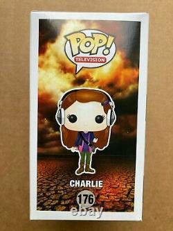 Funko Pop! Supernatural #176 Charlie Bradbury Rare! & Sam Dean Crowley