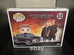 Funko Pop Supernatural Baby With Dean (32) 2017 Summer Convention Exclusive SDCC