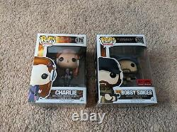 Funko Pop Supernatural Collection
