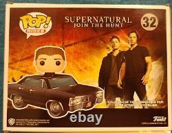 Funko Pop Supernatural Dean with Baby & Sam with Baby