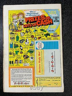 Ghost Rider #2 (1973) 1st Full Daimon Hellstrom Key Marvel Comic Book VG+