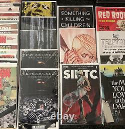 Horror Lot! CGC 9.8 Something Killing Children, Department Of Truth, Stray Dogs