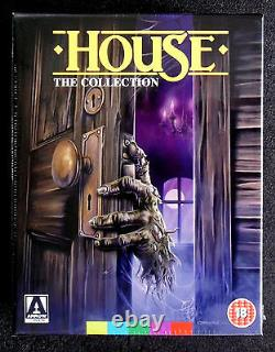 House The Collection Oop Limited Edition Blu Ray / DVD Box Bn&m! Arrow