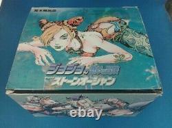 JoJo's Bizarre Adventure Part 6 STONE OCEAN #40-50 Manga BOX SET Free Ship