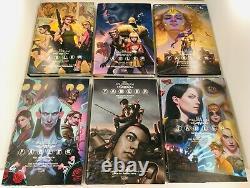 Lot Of 15 Fables Deluxe Edition Hardcovers Volume 1-15 Complete Set DC Vertigo