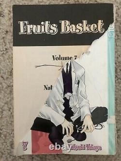 Lot of Fruits Basket English Manga Volumes 1-16, First edition OOP (Set 1-16)
