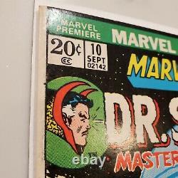 Marvel Premiere #10 1st Appearance Shuma-Gorath Multi-Verse Of Madness VF