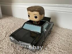 NO BOX Funko SDCC Exclusive 2017 Supernatural Dean Winchester With Baby Pop