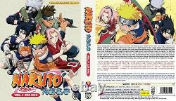 Naruto Shippuden Episode 1-720 DVD Anime Complete Collection (English Dubbed)