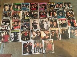 Official Supernatural Magazine Issues 1-35 Variant Subscriber Covers Rare Ackles