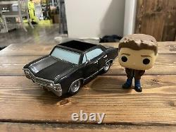 SDCC 2017 Comic-con Funko Pop Rides Supernatural Baby With Dean 32 Authentic