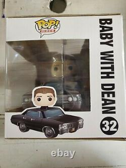 SDCC 2017 Comic-con Funko Pop Rides Supernatural Join The Hunt Baby With Dean 32