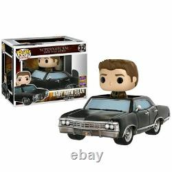 SDCC 2017 Exclusive Supernatural Funko POP! Rides Vinyl Dean and Baby