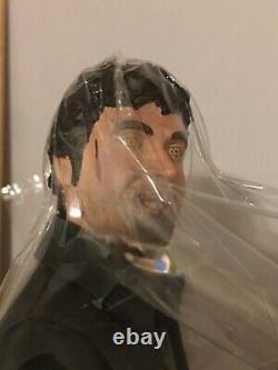 SUPERNATURAL John Winchester Bust Statue Yellow Eyes Cinequest Rare 184/500