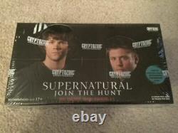 SUPERNATURAL Supernatural Season 1-3 Trading Cards Sealed Box (Cryptozoic)