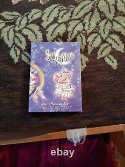 Sailor Moon DVD Complete English Collection, Region 1, DiC + Pioneer, 30DVDs OOP