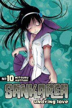 Sankarea Undying Love (Vol. 1- 11) English Manga Graphic Novel Set Brand NEW Lot