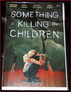 Something Is Killing The Children #1-8 Set 1st Print Lot Unread Very High Grade